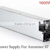 BITMAIN AntMiner APW3-12-1600 PSU for S7 Series Power supply for bitcoin miner,Bitcoin miner PSU 1600W for antminer S7
