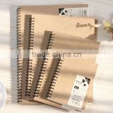 No811 Hot new products for 2016 eco-friendly notebook with pen,eco-friendly bamboo notebook,eco yo paper notebook