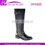 China beautiful ladies high heel boots long boots