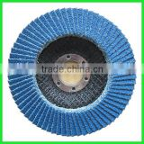 Grit 40/60/80 Abrasive Zirconia flap disc for steel                                                                         Quality Choice