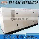 CE approved 200kw wood gas generator gasification power plant