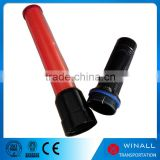 ABS traffic police wand anti riot flashing security baton with every color