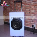 2015 the most favorable price made in china woofer manual super bass portable speaker with bluetooth for mobile phones