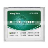 KingDian Compact flash card SSD 1000X 4GB,8GB,16GB,32GB,64GB CF card with 2 years warranty