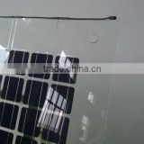 Transparent BIPV Solar Panel for Building,Solar Panel with IEC 61215 & 61730 Certificate