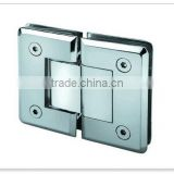 China manufacturer 180 Degree shower hinge stainless steel shower hinge brass shower hinge zinc alloy shower hinge