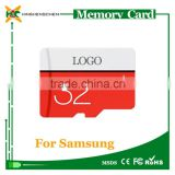 Wholesale sd memory card for samsung EVO plus micro memory card