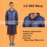 Disposable Surgical Medical Protective Clothing in Dark Blue