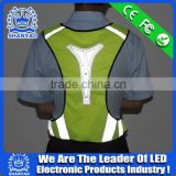 2016 Popular Safety LED Cloth For Road Safety At Night