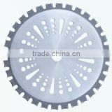 TCT saw blade for cutting grass