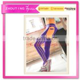 The new 2016 yoga pants fitness running pants pocket movement High tension ventilation yoga clothes