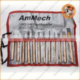 613089 Chisel & Punch Sets Combination