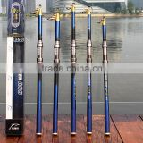 3.0m Casting Rod Hard Carbon Fiber Telescopic Fishing Rod for Carp Boat Rock Feeder Fishing Tackle