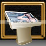 Floor Stand Electronic Moving Message Document Photo Display Kiosk Advertising Machine