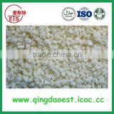 Tasty good and spicy chinese jinxiang factory frozen IQF fresh garlic cube