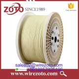 winding wire fiber glass wrapped enameled copper wire Electromagnetic Wires Coil/Winding Wire For Transformer Motor