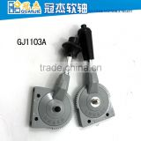 ISO9001:2008 certificate excavator hand throttle control leverGJ1103A