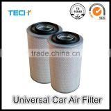Best sell pleated air filter for truck/car spare part made in china