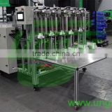 Electrical Automatic Foil Container Stacker Machine with Automatic Counter (UNST-6010)