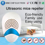 Small Multi Ultrasonic Pest Repeller Electronic mosquito rat Chaser insect repellent indoor