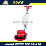 Professional OKT-200 6 heads concrete grinder machine,100mm double row diamond cup grinding wheel