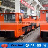 Electric Locomotive Underground Mine Battery Locomotive