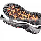 outsole manafacturer Outdoor Walking Shoes RB/EVA Sole