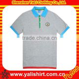 hot sell disscount new fashion pima cotton men polo t-shirt wholesale free shipping