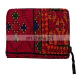 Manufacturer Online Indian Embroidered Cotton Clutch