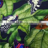 100 flower cotton printed fabric prices with low moq