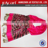 China manufacturer new style very soft advertising scarf