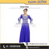 Royal Party Wear Caftan For Saudi Arabia Women By Maxim Creation
