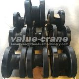 crawler crane undercarriage parts IHI CCH1500HDC  track roller ottom roller top roller factory sale