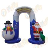 2018 Hot Sale Inflatable snowman Christmas