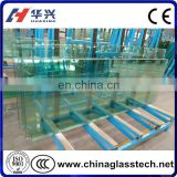 Factory Price Tempered Toughened Safety glass for door window pool fencing and balustrade glass