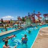 Water Park Lazy River Artificial River for Adults and Children Aqua Park Design
