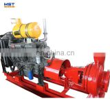 BK04B electric diesel engine fire hydrant firefighting water pump for sale