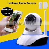 720P Play Plug Indoor Long Distance Wireless Security Camera