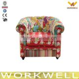 WorkWell high quality living room furniture children sofa with low price Kw-D4210                                                                         Quality Choice                                                     Most Popular