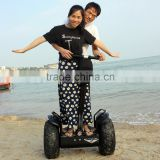 2 wheel personal transporter 19 inch off road electric scooter 72v self balancing chariot