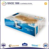 Professional Factory Biodegradable Raw Material Custom Color Strong Packaging Hard Cardboard Carrying Box with Handle