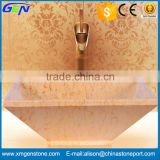 Best Quality Natural Marble Sink Bathroom Wash Basin