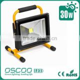 outdoor IP65 30w led flood light potable for sports lighting