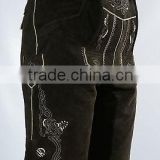 top quality Bundhosen lederhosen,Oktoberfest trachten wear,Kurze lederhose,german hose,leather pants,shorts
