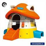 JT16-4902 China Supplier mushroom form indoor lovely preschool cubby playhouse for kids use