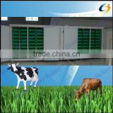 Hydroponic fresh green grass fodder planting system for poultry,Cattle Sheep Horse Animal Livestock