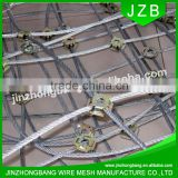 JZB Cable Wire Netting for Rock Fall Protection