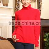 Top grade women Inner Mongolia cashmere sweater
