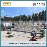 Capacity 3-10tph,good quality SINOSUN bitumen melting machine