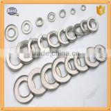 Bottom price custom spring waved lock washer